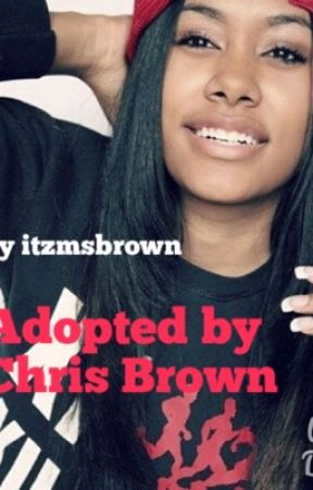 Adopted by chris brown (discontinued)  by itzmsbrown