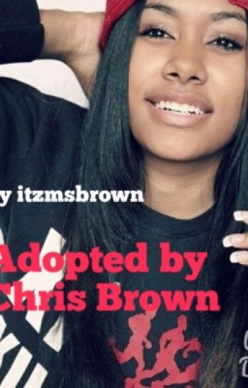 Adopted by chris brown (discontinued)