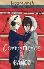 Compañeros De Banco ❅MikaYuu a.u.❅ by BrbaraVinet