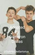 Adopted By Cameron Dallas by kinkysartorius