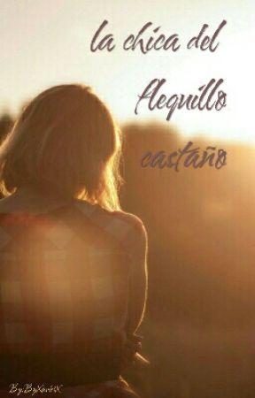 La Chica Del Flequillo Castaño by ByXavierX