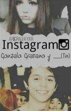 Instagram-Gonzalo Gravano Y _____ Celli(Pausada.) by theariannaguerrero