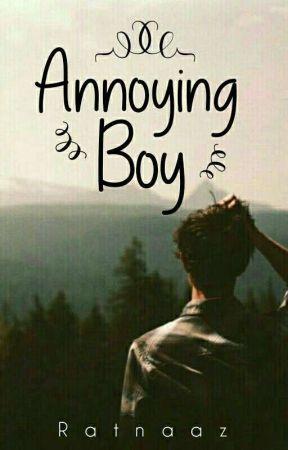 Annoying Boy by Ratnaaz