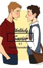 Unlikely Savior (Jock!Dean Nerd!Cas) (Revised) by NonGayStoriesNotHere