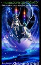 """Horóscopo Zodiacal"" [Compatibilidad Según tu Signo] by ChristopherKBR"