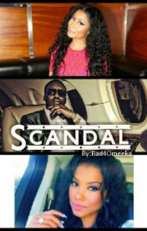 Scandal  by Bad4Omeeka