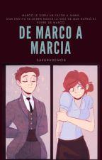 ♂De Marco a Marcia♀ | Tomco [PAUSADA] #CarrotAwards2016 by SakuraDemon