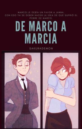 ♂De Marco a Marcia♀ | Tomco [CANCELADA] by SakuraDemon