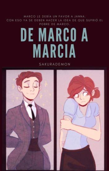 ♂De Marco a Marcia♀ | Tomco [CANCELADA]