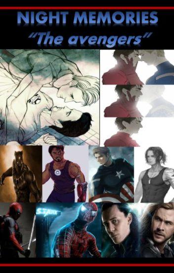 """NIGHT MEMORIES""""The avengers"""""""