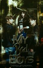 【C】My BAD Boys ❃ p.jm by Therealbyunswag_
