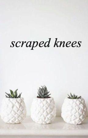 scraped knees || larry by riotlarry