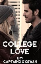 College love by Captainxxxswan
