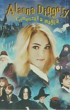 Alanna Diggory, comienza la magia [1] by applejack9478