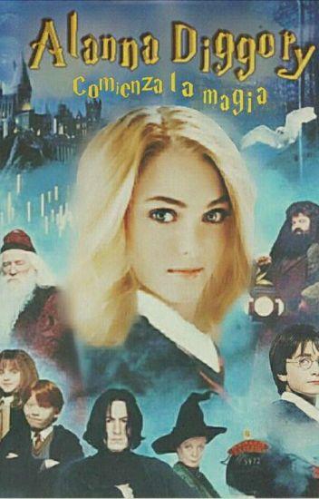 Alanna Diggory, comienza la magia [1]