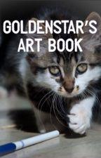 Goldenstar's Art Book by Goldenstar_SunClan