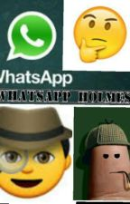 WhatsApp Holmes by Freedom_CSR
