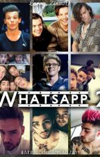 WHATSAPP 2|| One Direction - Zayn by Larry_Ziam1D