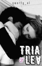 LEA & TRIA by qwerty_al