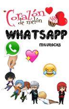 ♥WhatsApp CDM♥ by milurocks