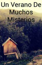 Un Verano De Muchos Misterios (Dipper Pines Y Tu) by primcat12