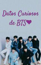 Datos Curiosos De BTS ❤ by AnaMartinez497