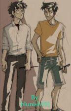 Percy Jackson. Avenger From the Start 3: Avenger Turned Teacher.  by blunish101