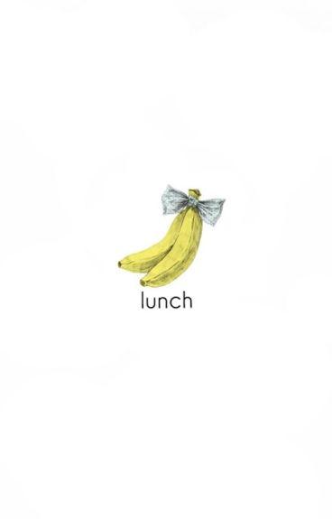 Lunch ⇉ camren