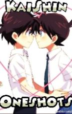 Kaito x Shinichi Oneshots by Sherlock5Ever