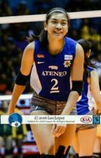 The Story Behind Number #2 (Alyssa Valdez) (Ateneo Lady Eagles) by SalvadorEspinosaIII