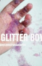 GLITTER BOY《Larry》 by rugzzzz