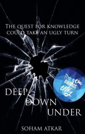 Deep Down Under by Darkusbooks