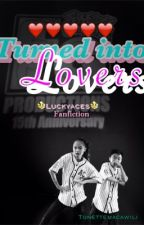 Lucky Aces: Turned Into Lovers   by minghousewife