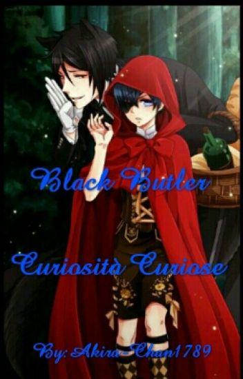 Black Butler ~ Curiosità Curiose