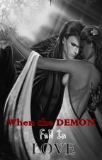 When The Demon Fall In Love by Risza27