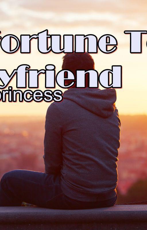 My Fortune Teller Boyfriend by chibiprincess