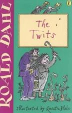 The Twits - Roald Dahl by MaribelMedeVela