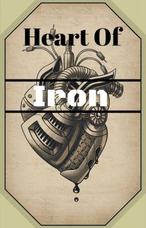 Heart Of Iron (GirlxGirl) by CharlesBalzitch