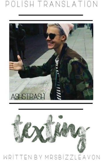 texting | justin [pl]