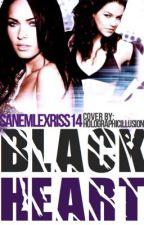 Black Heart<gxg>(GirlxGirl lesbian) by SanEmLexRiss14