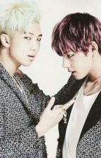 Hard To Admit Its Love [BTS VMon] by Chisato1498