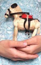 Straw Horse by Silverwisp7