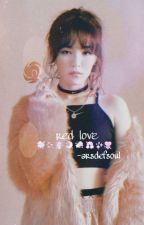 『 red love ﻬ wenga 』  by -arsdefsoul