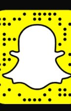 Celebrities snapchat users  by k13murphy