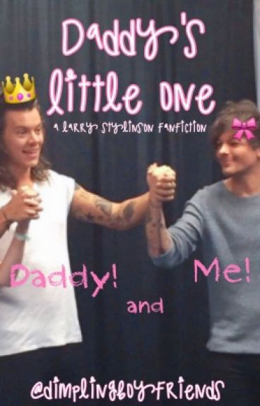 daddy's little one ≫ l.s