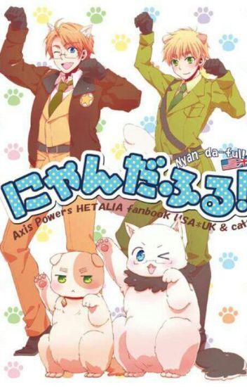 UsUk & Cats!