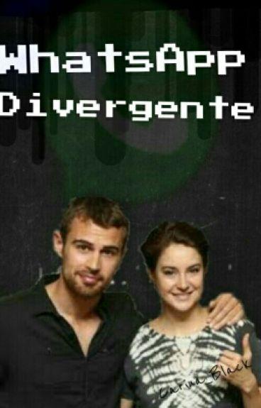 WhatsApp Divergente.