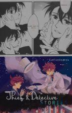 Thief & Detective: Stories [KaiShin/Shinkai] by SumTheHeaven