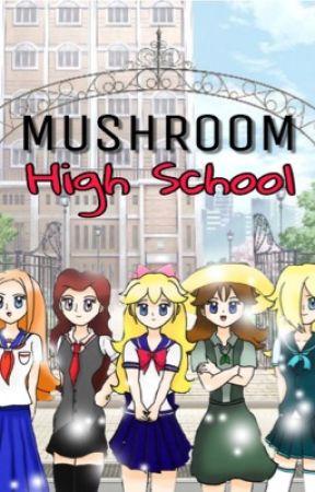Mushroom High School by SaltyNuts