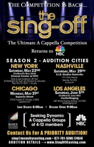 The Sing-Off: Stellar Performances by Pentatonix